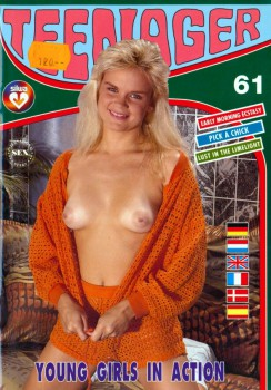 Silwa Teenager 61 (Magazine) cover