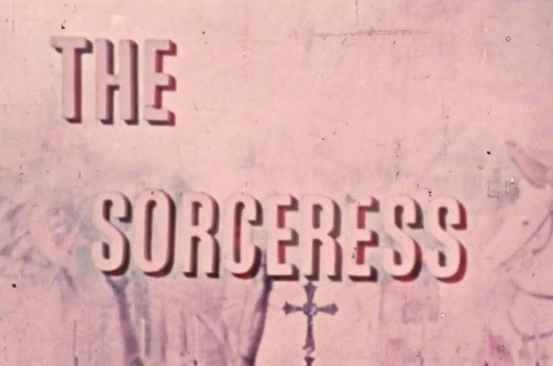 Sorceress (1974) cover