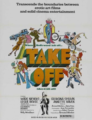 Take Off 384x500 - Psychose'X (1978)