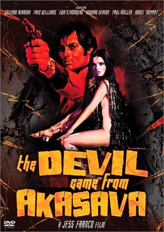 The Devil Came from Akasava (1971) cover