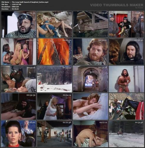 The Long Swift Sword of Siegfried (Better Quality) (1971) screencaps