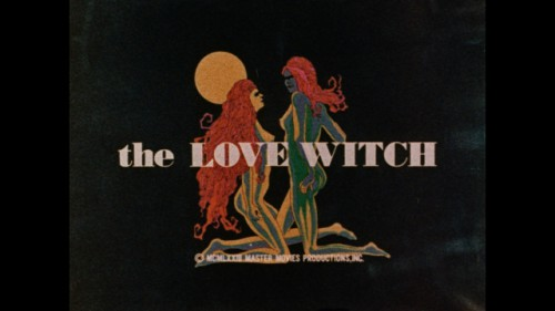 The Love Witch (1973) cover