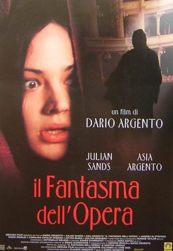 The Phantom of the Opera (1998) cover