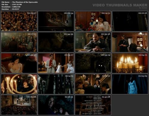 The Phantom of the Opera (1998) screencaps