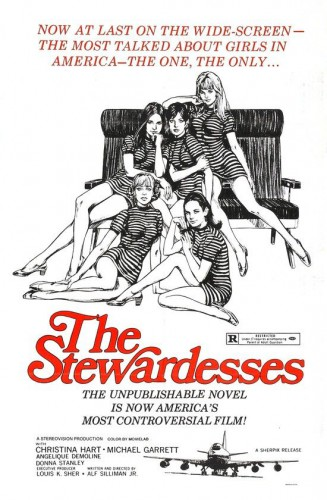 The Stewardesses bdrip 327x500 - La Bete (BDRip) (1975)