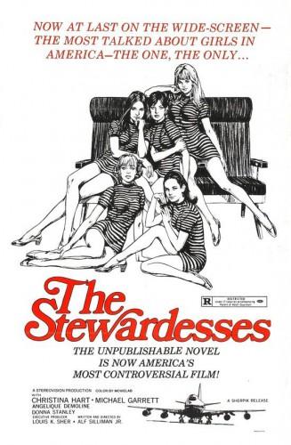 The Stewardesses (BDRip) (1969) cover