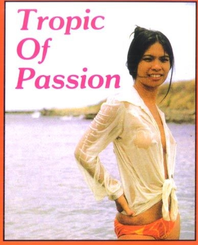 Tropic of Passion (1973) cover