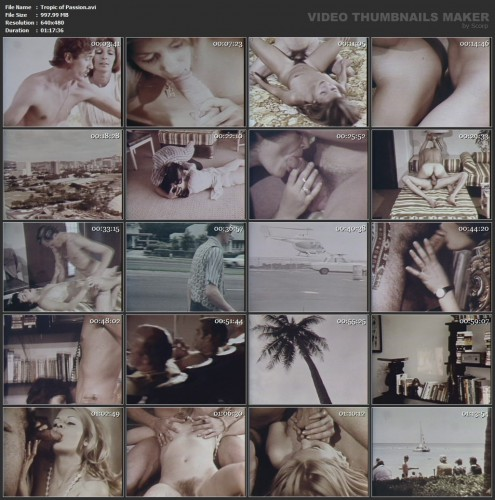 Tropic of Passion1 495x500 - Tropic of Passion (1973)