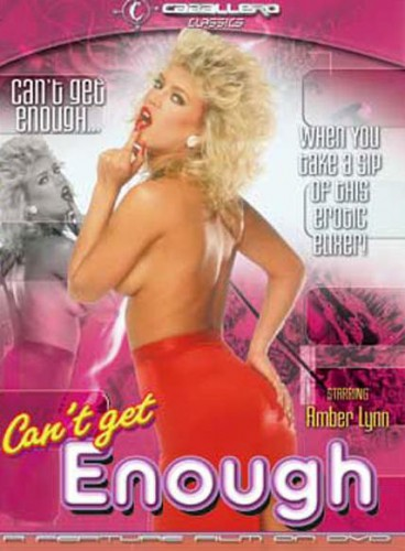 Can't Get Enough (1985) cover