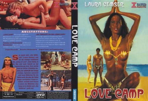Die Todesgottin des Liebescamps (1981) cover