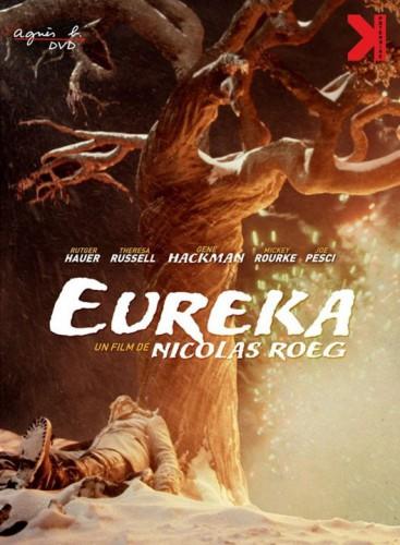 Eureka (1983) cover