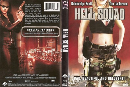 Hell Squad (1986) cover