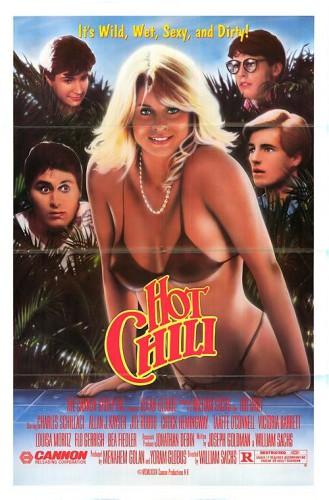 Hot Chili (1985) cover