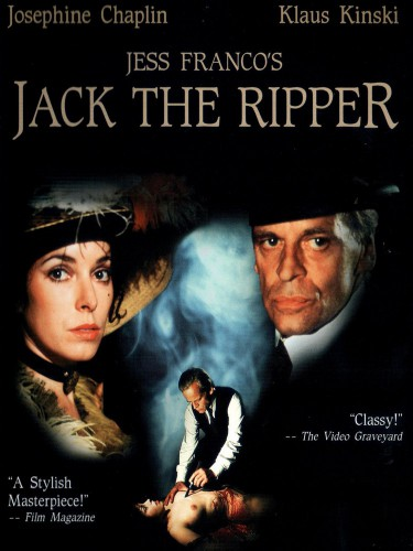 Jack the Ripper (BDRip) (1976)cover