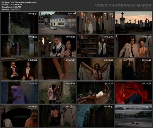 Le frisson des vampires (1971) screencaps