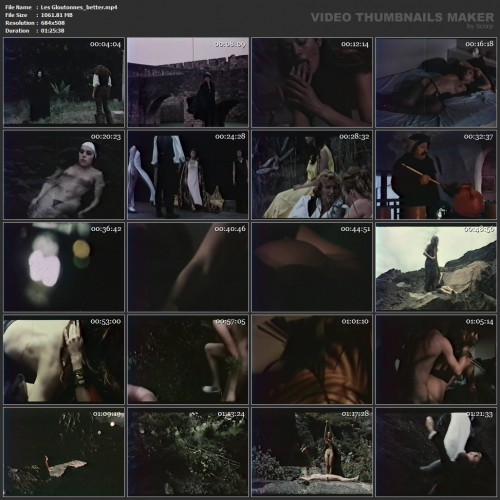 Les gloutonnes (Better Quality) (1973) screencaps