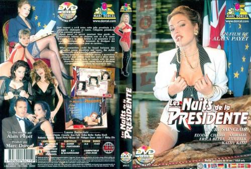 Les nuits de la Presidente (1997) cover