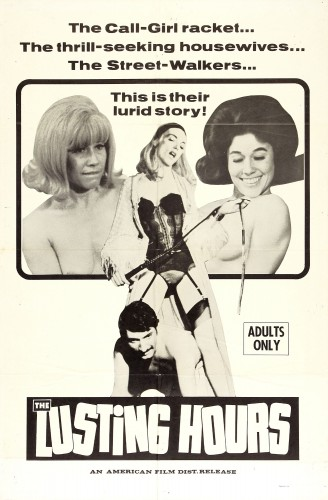 Lusting Hours (1967) cover