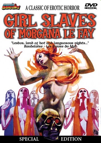 Morgane et ses nymphes (1971) cover