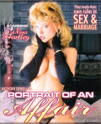 Portrait of an Affair (1988) cover