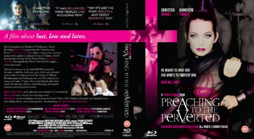 Preaching to the Perverted (1997) cover