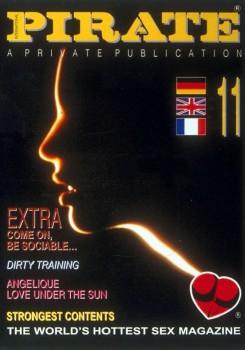 Private Magazine - Pirate 011 (Magazine)cover