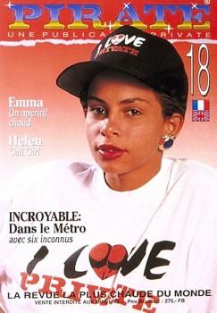 Private Magazine - Pirate 018 (Magazine) cover