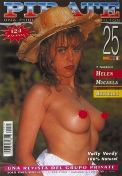 Private Magazine Pirate 025 244x350 - Private Magazine - Pirate 025 (Magazine)