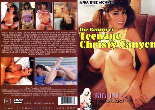 Return of Teenage Christy Canyon better 500x355 - Hot Chili (1985)