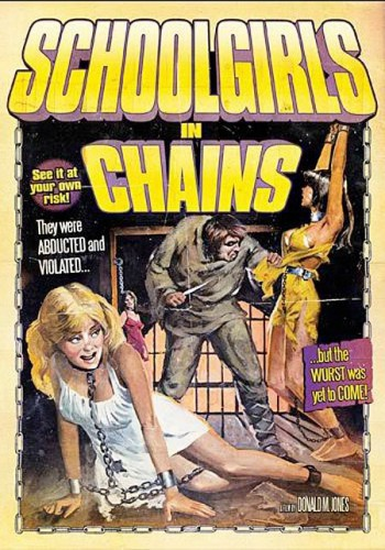 Schoolgirls in Chains bdrip 350x500 - Schoolgirls in Chains (BDRip) (1973)