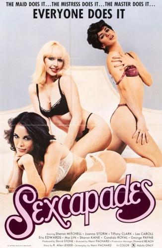 Sexcapades (1983) cover