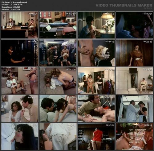 Sexcapades1 500x491 - Sexcapades (1983)