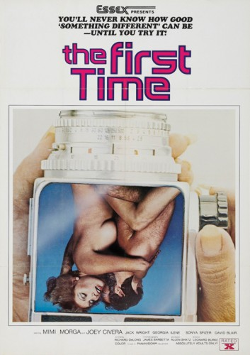 The First Time (Better Quality) (1978) cover