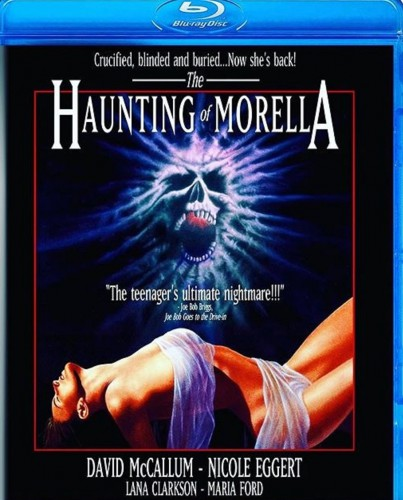 The Haunting of Morella (BDRip) (1990) cover