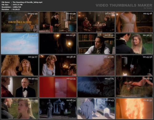 The Haunting of Morella (BDRip) (1990) screencaps