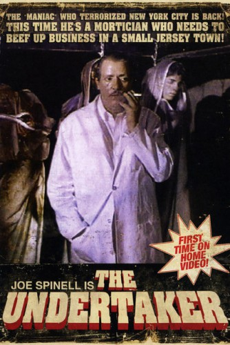 The Undertaker (1988) cover