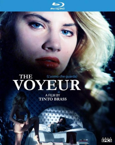 The Voyeur (BDRip) (1994) cover