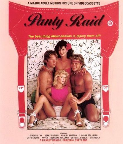 Panty Raid (1984) cover