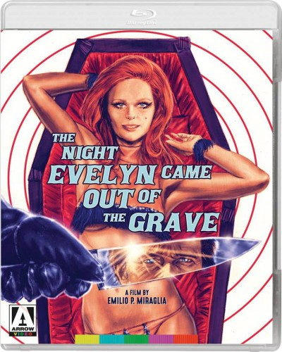 The Night Evelyn Came Out of the Grave (1971) cover